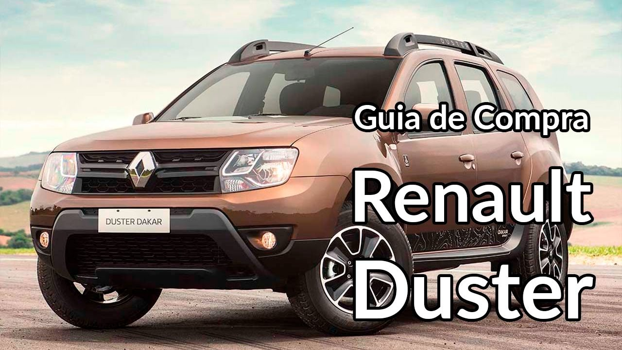 O Renault Duster  U00e9 Boa Compra Entre Os Suvs