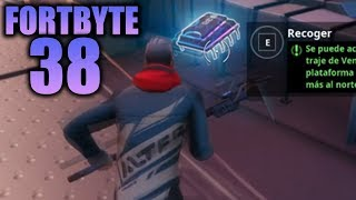 HOW TO GET FORTBYTE #38 - Fortnite Battle Royale