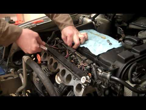 VR6 Injector Removal - How to DIY Golf Jetta Corrado 2.8L Audi VW AAA
