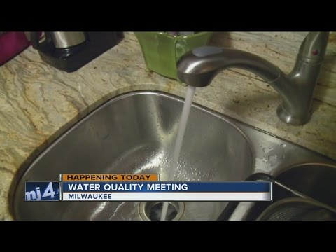 "Milwaukee's new ""Water Quality Task Force"" to meet Friday"