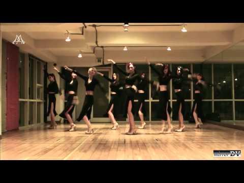 9Muses - Adult Ceremony (dance Practice) MirrorDV