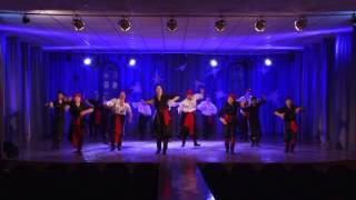Танец разбойников из мюзикла Снежная королева, современный танец