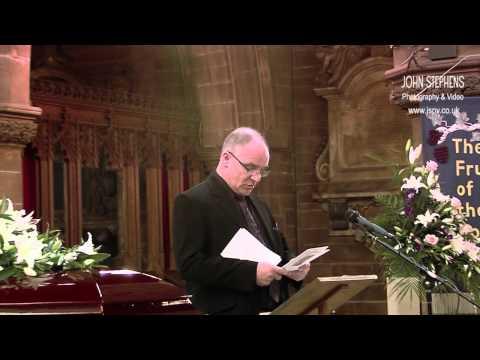 Ralph McDonald Funeral Part1  Aston Parish Witton Cemetery Aston Tavern