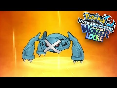 METAGROSS!! [#26] | Pokémon Ultra Sun And Moon Wonderlocke