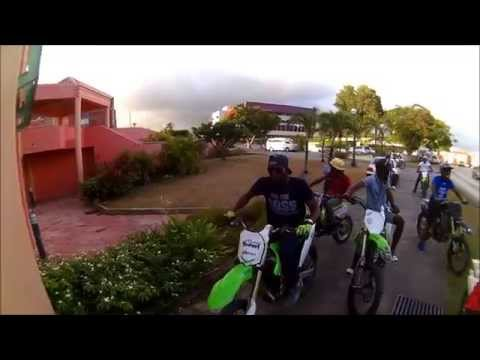 Motocross 246 #DirtySouthEmpire Barbados (RAW FOOTAGE)