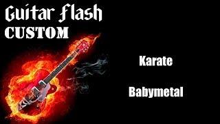 Karate - Babymetal - Expert