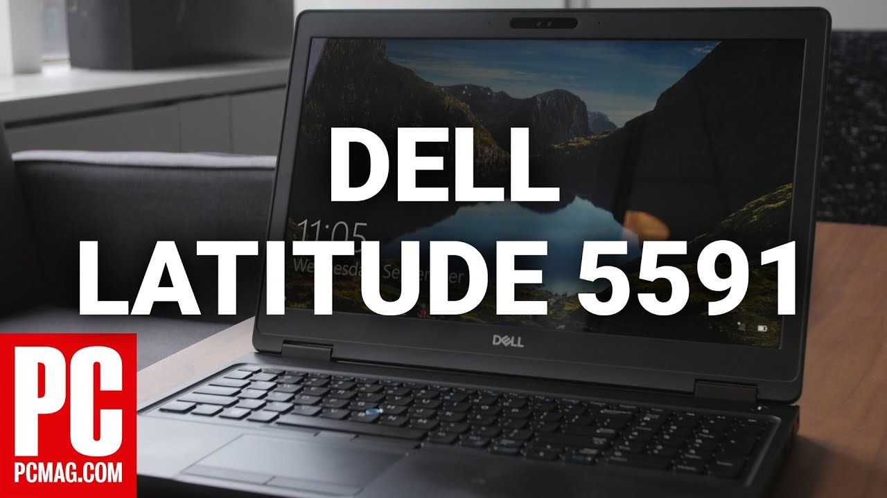 Dell Latitude 5591 Review