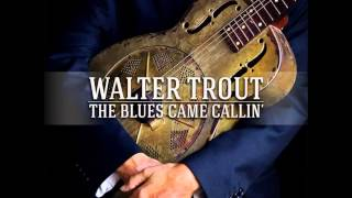 WALTER TROUT FEAT. JOHN MAYALL - THE BLUES CAME CALLIN