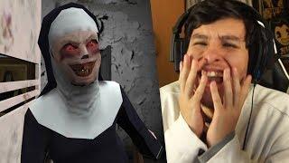 ¿MÁS TERRORÍFICO QUE GRANNY? **LA MONJA LOCA** - The Nun (Horror Game)