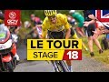 Tour De France 2019 Stage 18 Highlights: The Hardest Stage Of The Tour?