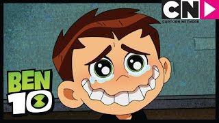 Hamburguesa De Azúcar | Atrapagritos | Ben 10 en Español Latino | Cartoon Network