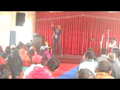 God is our Refuge Ps  46 verse 1  Pastor KULPRASAD SHARMA  in NEPALI