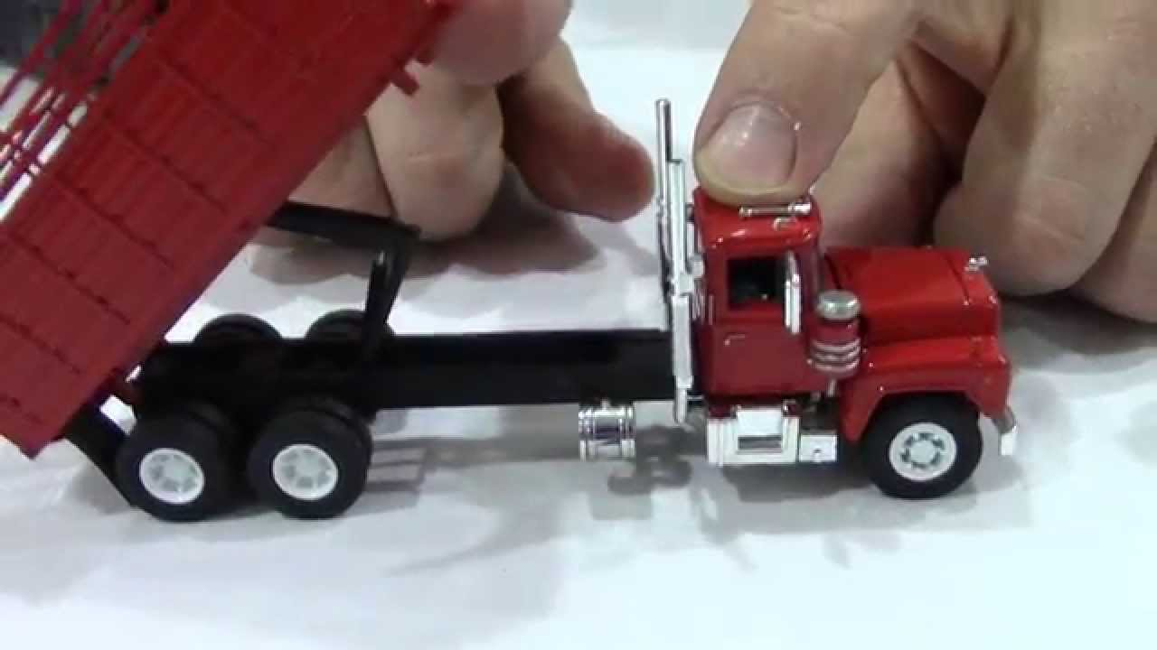 Custom Toy Semi Trucks : Scale custom farm toys wow