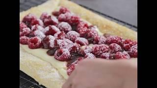 RASPBERRY LEMON CHEESECAKE TART ...  Simply Cook With Americana