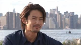 YouTubeで富豪になる方法→ 俳優の竹野内豊(43)が7日、都内で、フジ...