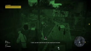 Ghost Recon Wildlands Ghost Mode