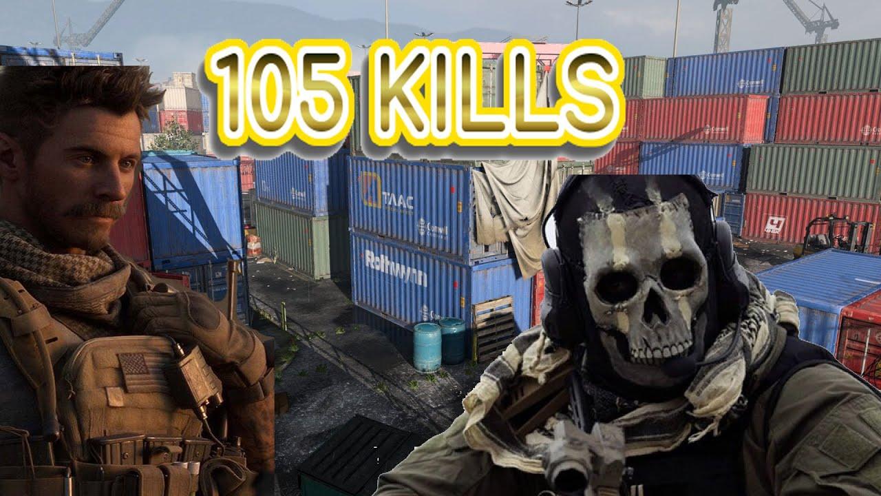 MODERN WARFARE SEASON 3 105 KILLS MIXTAPE