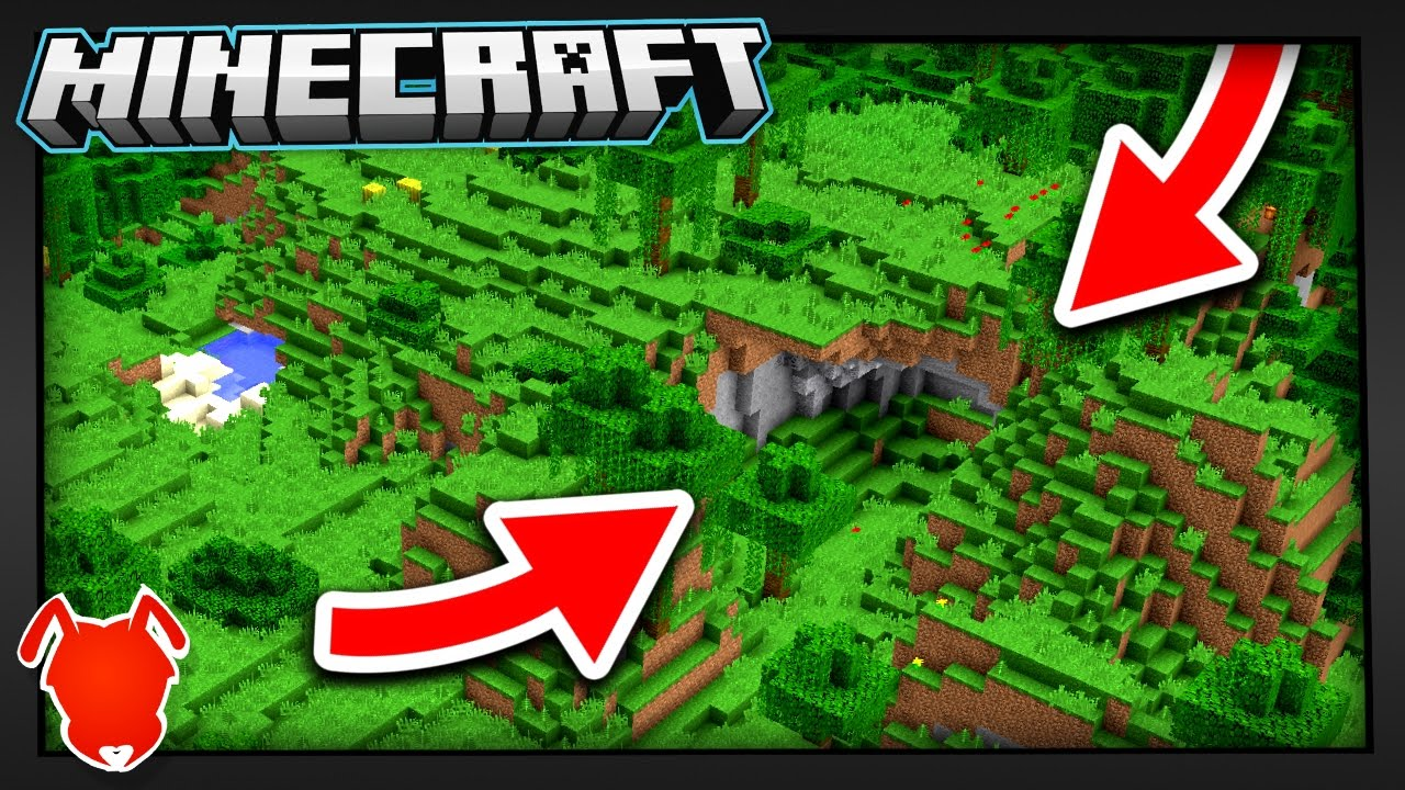 this is the rarest biome in minecraft youtube