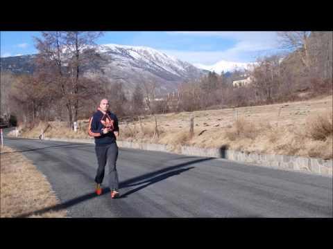 Running por el pirineo de Francia - Enveitg -  Languedoc-Rosellón