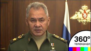 Шойгу: Россия поставит Сирии ЗРК С-300 в ответ на действия Израиля