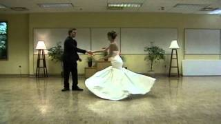 Our Wedding First Dance (Come Fly with Me- Frank Sinatra)