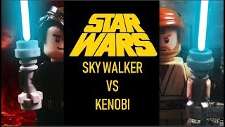 LEGO Star Wars: Skywalker VS Kenobi