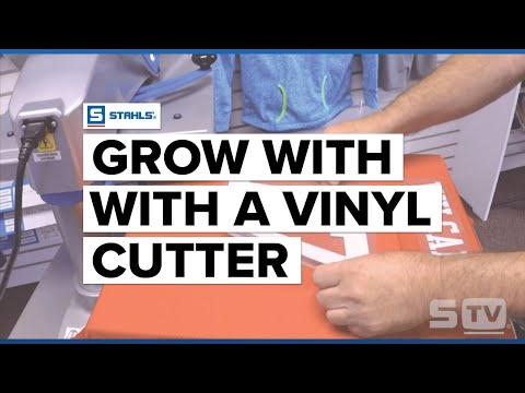 15 Ways to Grow Your Business with a Vinyl Cutter