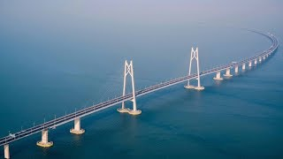 China opens world's longest sea bridge | Does Pompeo's Lat-Am accusation on China hold water?