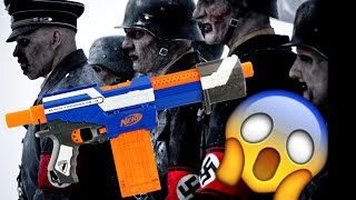 NERF NAZI ZOMBIES IN REAL LIFE!