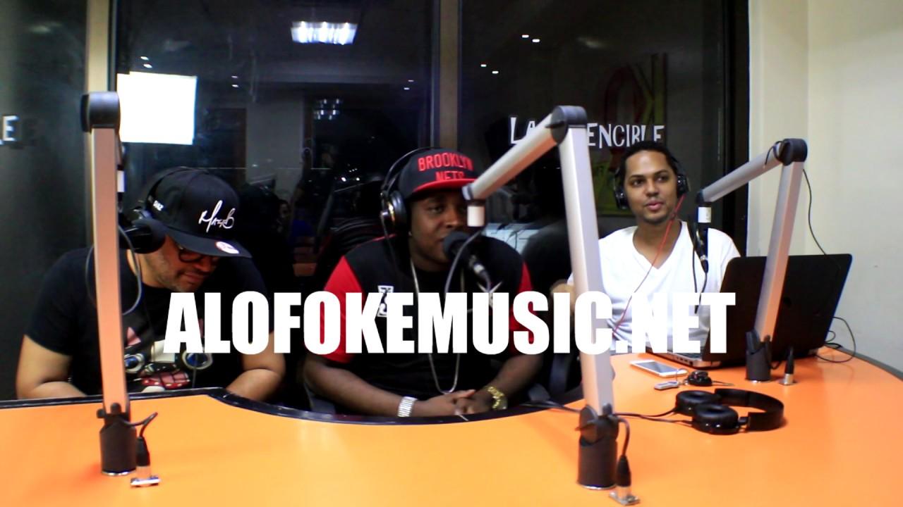 Mr Black La Fama dice que no le interesa grabar con