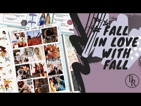 Fall in Love with Fall Inspiration Page   Plans by Rochelle