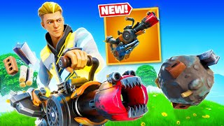*NEW* Recycler Gun! (Fortnite Update)