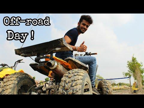 MY NEW ATV | ATV Circuit Noida[ Delhi/NCR ] | Only ₹490/- | Tushar 51NGH