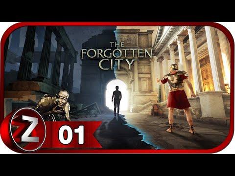 Видео: The Forgotten City ➤ Город под землёй ➤ Прохождение #1