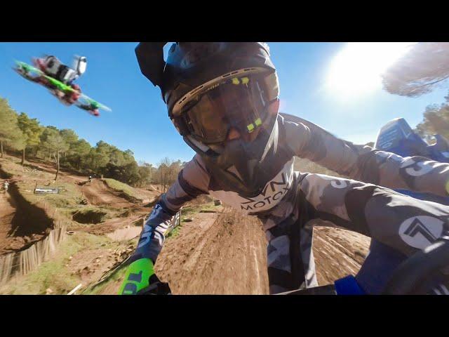 Insta360 GO 2 - Motocross X FPV drone
