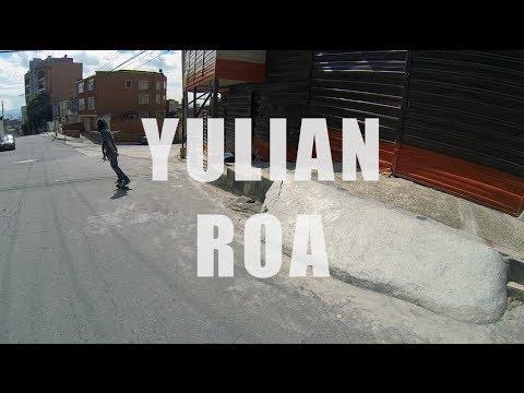 Teaser Yulian Roa Sickle Skateboards