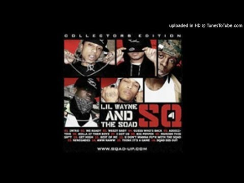 Lil Wayne - Murder This Shit {SQ4 Mixtape}