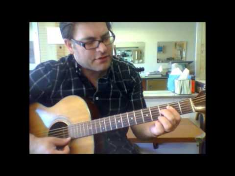 """How To Play """"What It Takes"""" By Aerosmith On Acoustic Guitar"""