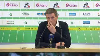 Thierry Laurey : ''J'aurais pu changer les 11 joueurs et le coach à la mi-temps''