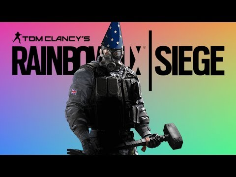 RAW MAGIC in Rainbow Six Siege