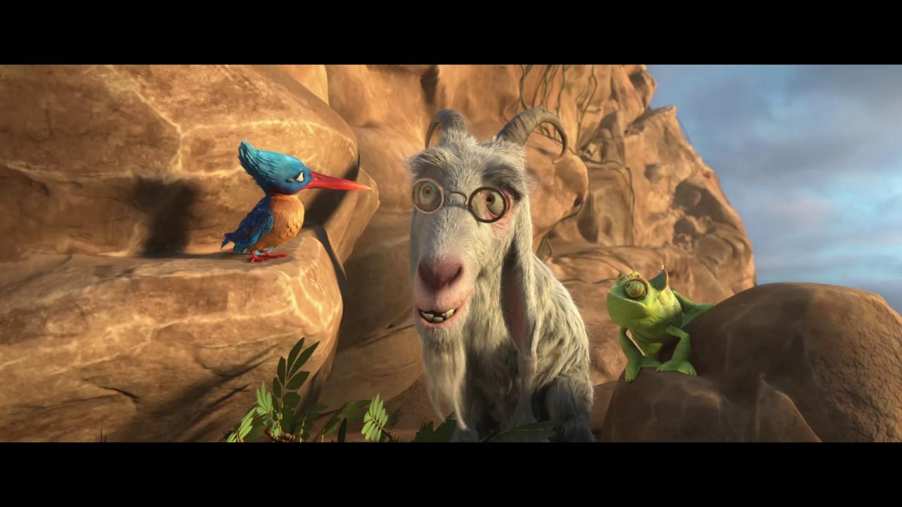 As aventuras de Robinson Crusoé - Quinta nos cinemas - YouTube