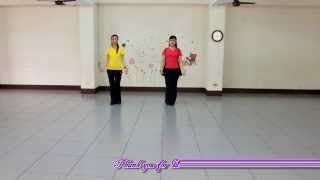 Anyone Can Dream - Line Dance ( by Ayu Permana )