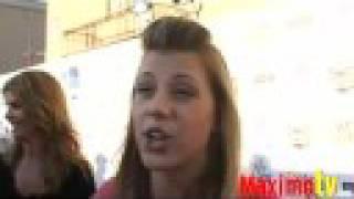 """Jodie Sweetin Interview // """"Roast Of Bob Saget""""  Red Carpet"""