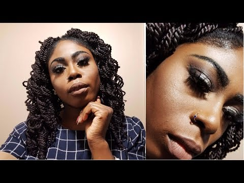 New Year's Holiday Glam Makeup Tutorial | Chelsea Afia