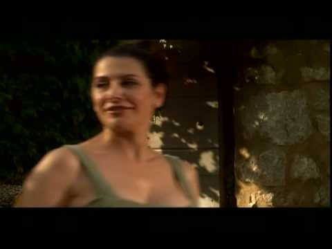 Marina Sirtis's first scene from The Deep Below