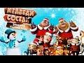 Медведи-соседи  лучшие новогодние мультфильмы   сборник зимнего настроения