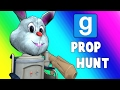 Gmod Prop Hunt Funny Moments - Wheelchair Cartel (Garry's Mod)