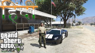 GTA 5 LAMBORGHINI PATROL HINDI #41