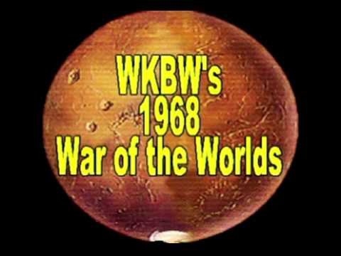WKBW's 1968 War of the Worlds