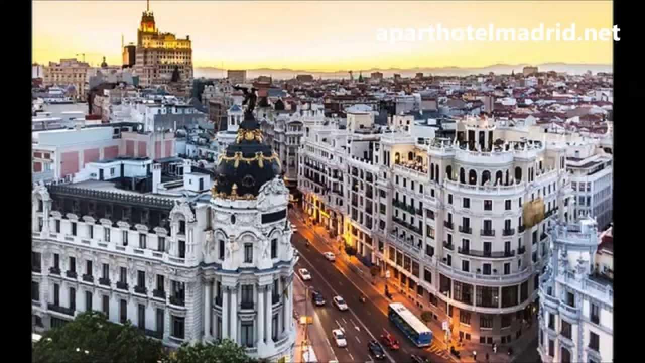 Aparthotel Madrid Youtube